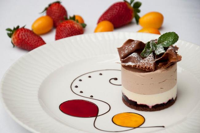 Рецепт десертов от шеф повара с фото